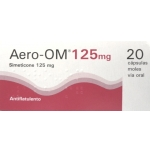 Aero-OM, 125 mg x 20 ca¡ps mole