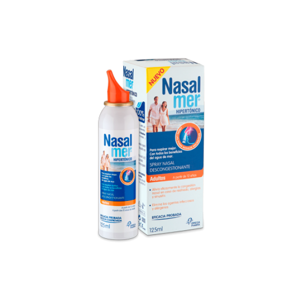 Nasalmer Spray Nasal Hipert 125 Ml