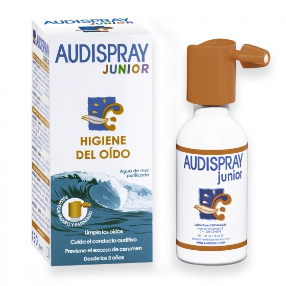 Audispray Junior Sol Oto Ag Mar 25 Ml
