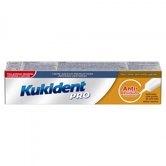 Kukident Pro Anti Cr Residuos Protese 40 G
