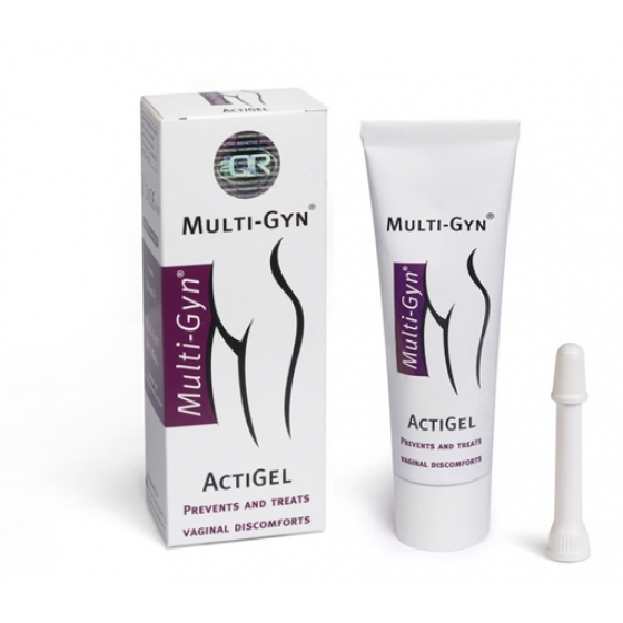 Multi Gyn Actigel Gel Vag 50 Ml