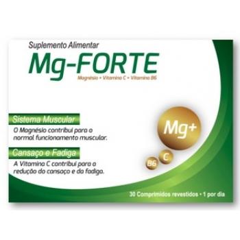 Mg-Forte mg 30 comprimidos revestidos