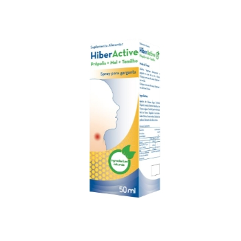 Hiber Active Oral Spray 50mL