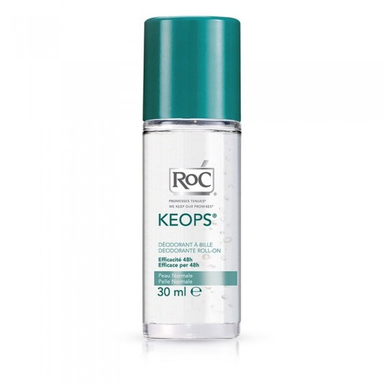 Roc Higiene Deo Keops Roll On 30 Ml