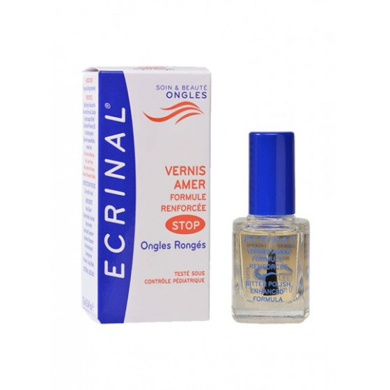 Ecrinal Sol Amargo Unhas 10 Ml