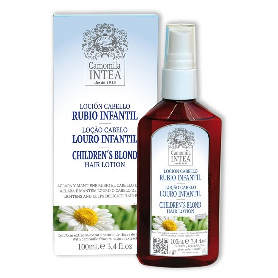 Intea Camomila Locao Inf 100 Ml