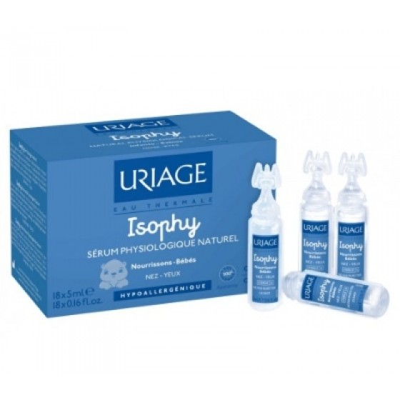 Uriage IsophyAg Termal Isot 5 Ml X 18