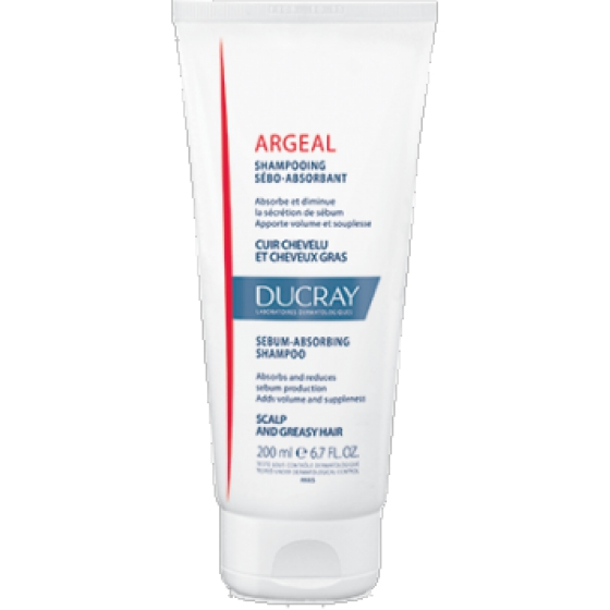 Ducray C Oleosos Argeal Sh Cr 150 Ml