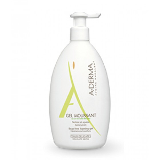 A-Derma Gel Esp Aveia 500 Ml