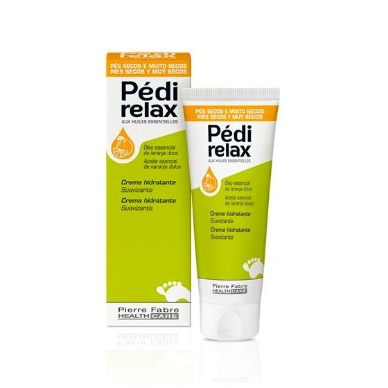 Pedi Relax Cr Pes Secos 75 Ml