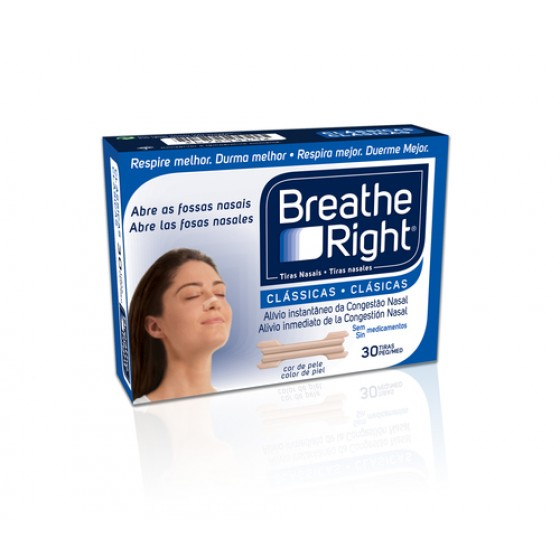 Breathe Right Penso Nasal Peq/Med X 30