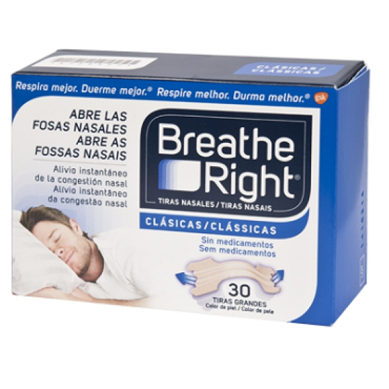Breathe Right Penso Nasal Grd X 30