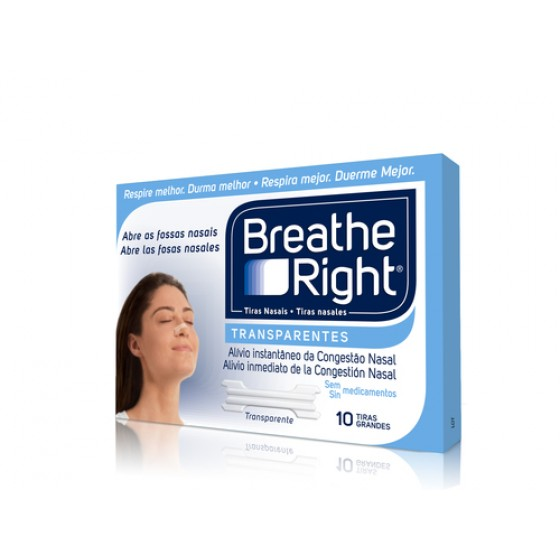 Breathe Right Penso Nasal Transp Gdex10