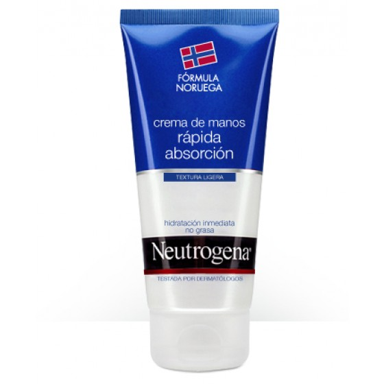 NEUTROGENA CREAM HANDS LIGHT TEXTURE 75 ML