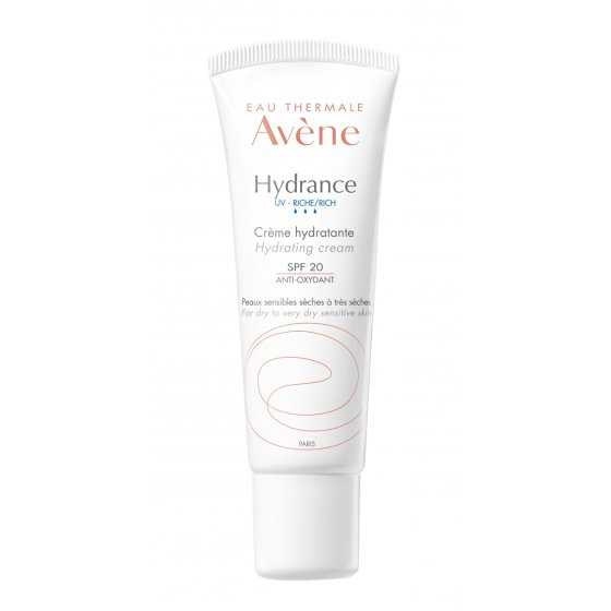 Avene Hydrance Optima Uv Rica Spf20 40ml