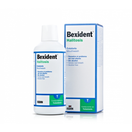 Bexident Halitose Colut 500 Ml