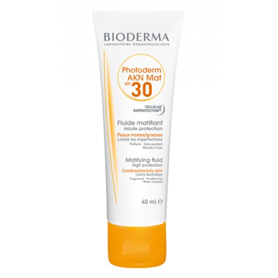 Photoderm Bioderm Akn Spf30 Mat 40 Ml