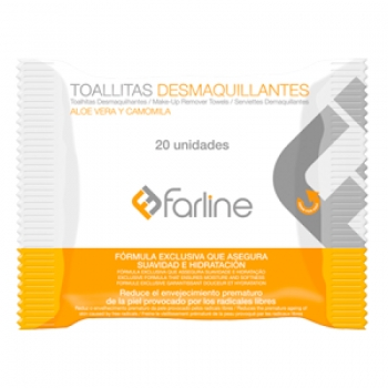 FARLINE WASHING TOWELS 20 UNI