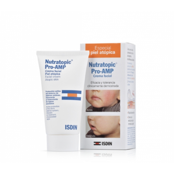 Nutratopic Pro-Am Cr Facial P Atopic50 Ml