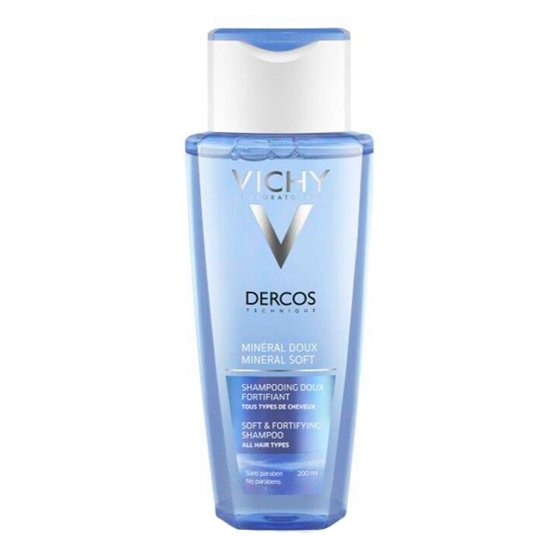 Dercos Tec Freque Ch Mineral Suave 200 Ml