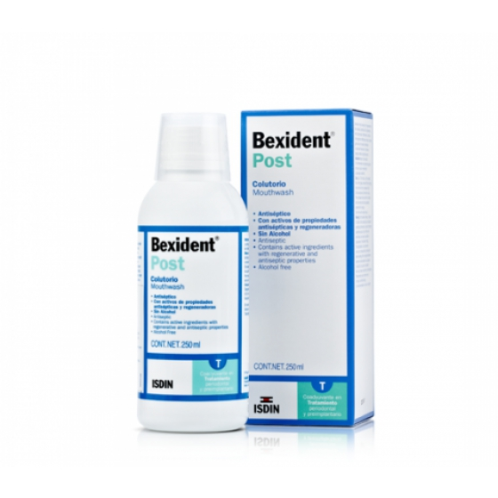 Bexident Post Colut 250 Ml