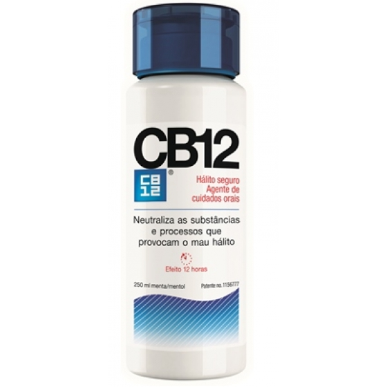 Cb12 Sol Or Mentol Halit 250ml
