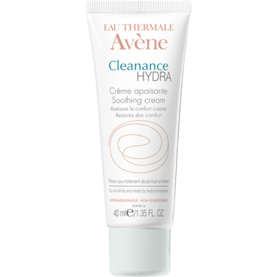 Avene Rosto Cleana Hydra Cr Suav 40ml