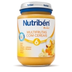 Nutriben Boiao Multifrutas Cereias 200 G