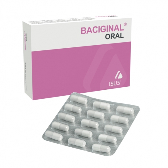 Baciginal Oral Caps X 45