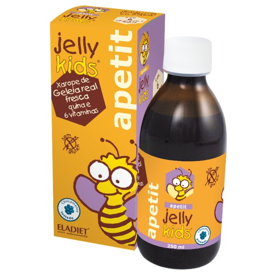 Jelly Kids Tonico Apetit 250 Ml