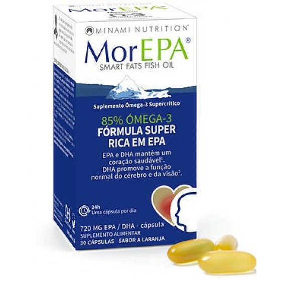 Morepa Smart Fats Caps X 30