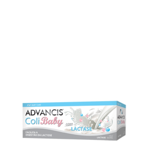 Colibaby Advancis Sol Or 15 Ml