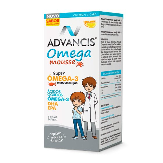 Advancis Omega mg/mL Emulsao oral