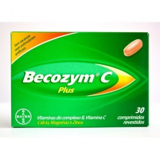 Becozyme C Plus Comp X 30