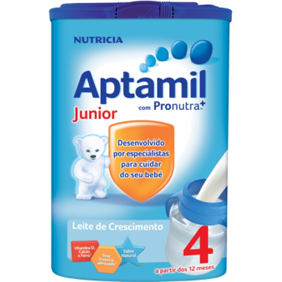 Aptamil Junior 4 Leite Cresc Po 750g