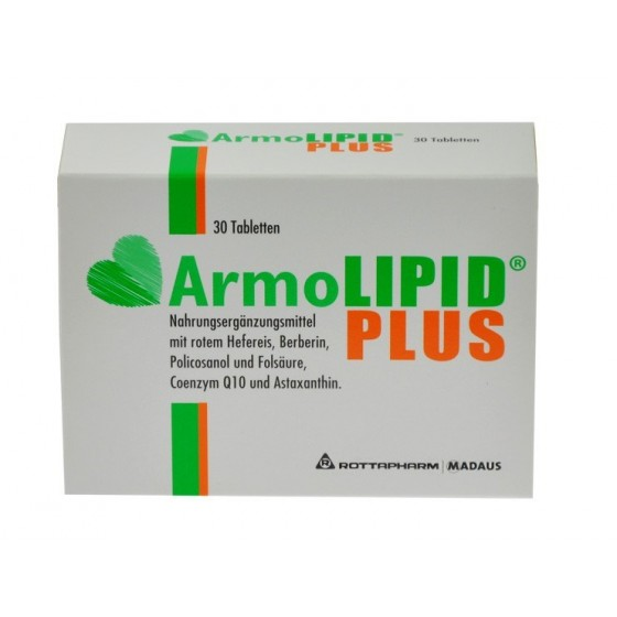 Armolipid Plus Comp X 30