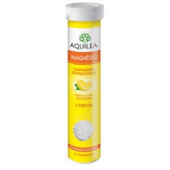 Aquilea Magnesio Comp Eferv Limao X14 comp eferv