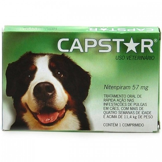 Capstar Comp 57 Mg X 6