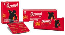 OZONOL 200 MG 12 COMP.